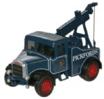 Oxford Diecast 76SH002 - OO Scale Scammell Highwayman Crane Pickfords